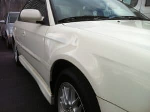 Pdr Paintless Dent Repair Before