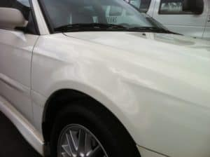 Pdr Paintless Dent Repair After