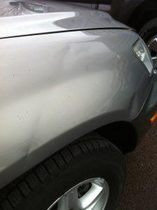 Hail Damage Repair Service