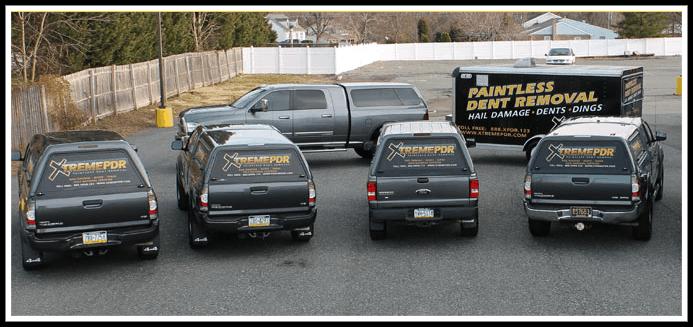 Car Dent Repair Service