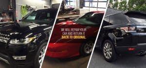 Paintless Dent Repair Services PA