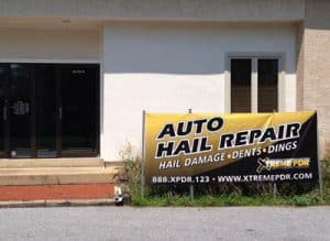 Auto Hail Repair Pottstown PA
